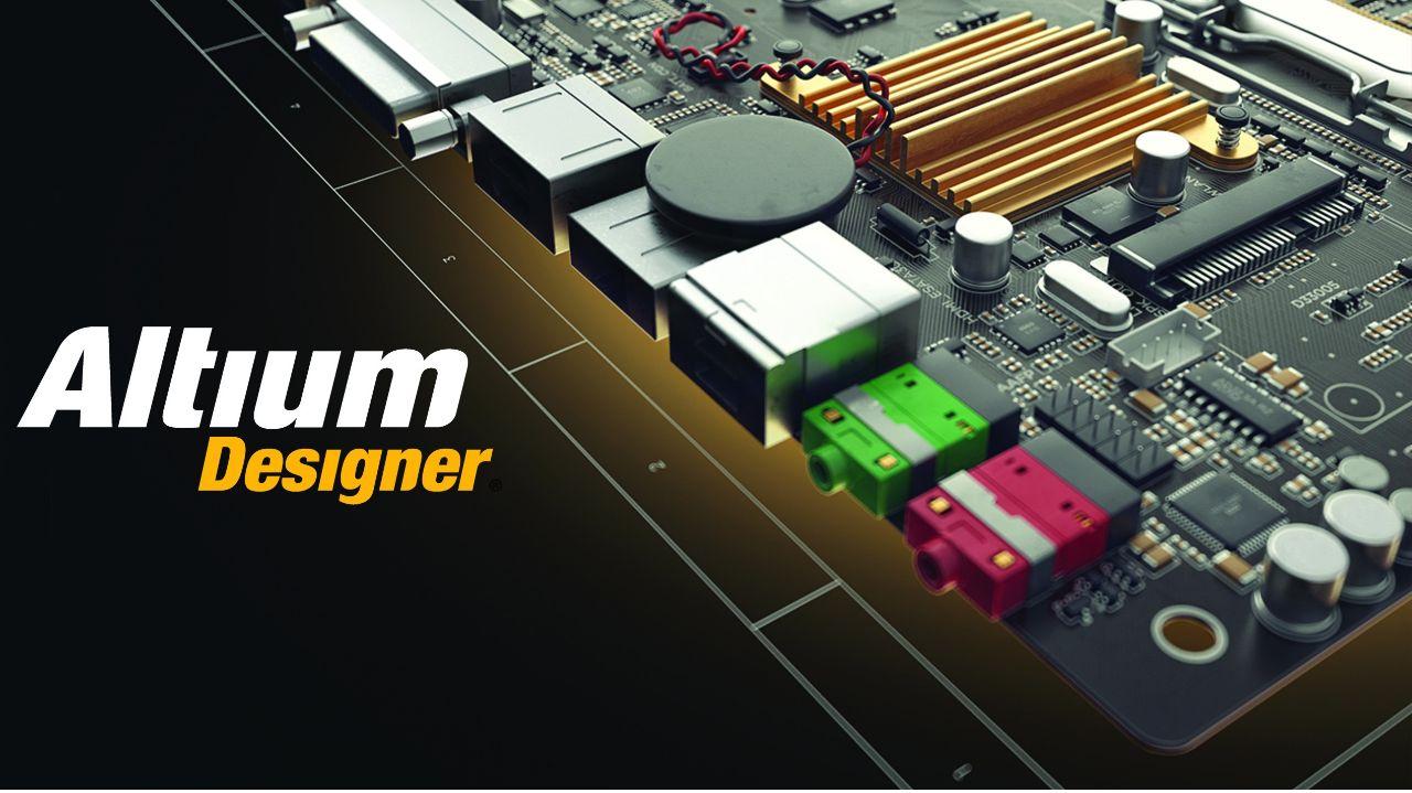 طراحی pcb (پروژه محور) با استفاده از نرم افزار  مهندسی Altium Designer